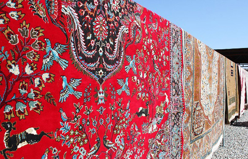 قالیشویی غرب