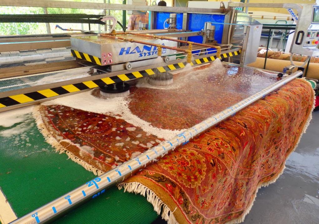 قالیشویی ساوین چطوره